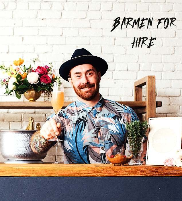 hire a bartender canberra